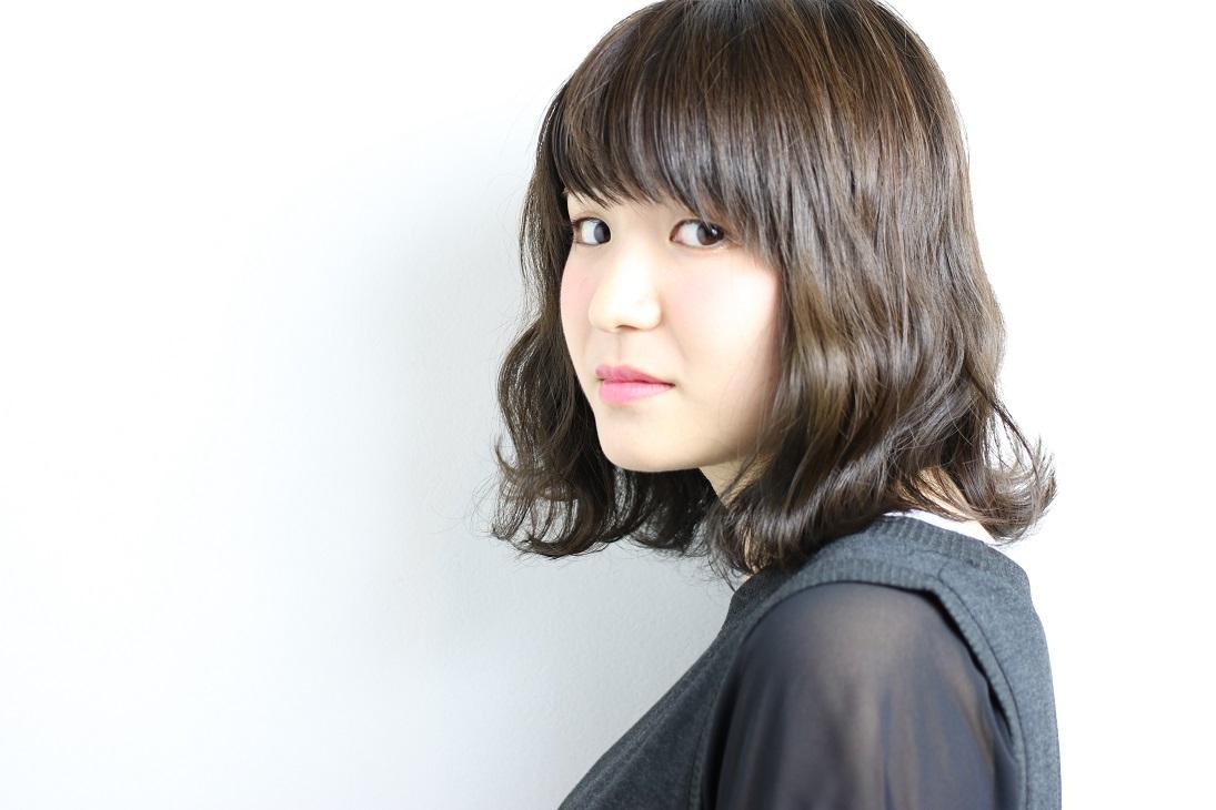 フェミニンロブ   HAIR  古賀久美子